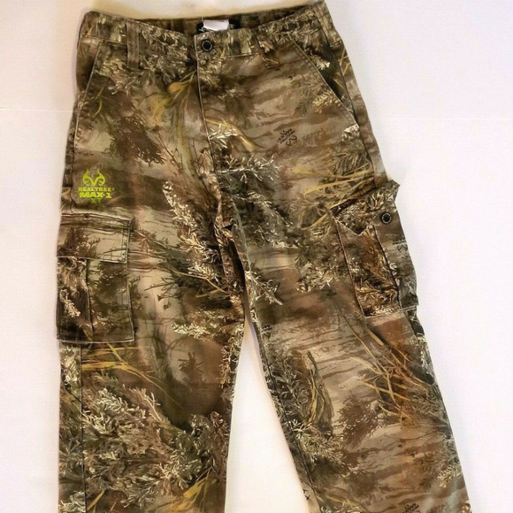 Realtree Other - Realtree Boy's Sz 18 2XL XXL Camo Hunting Pants